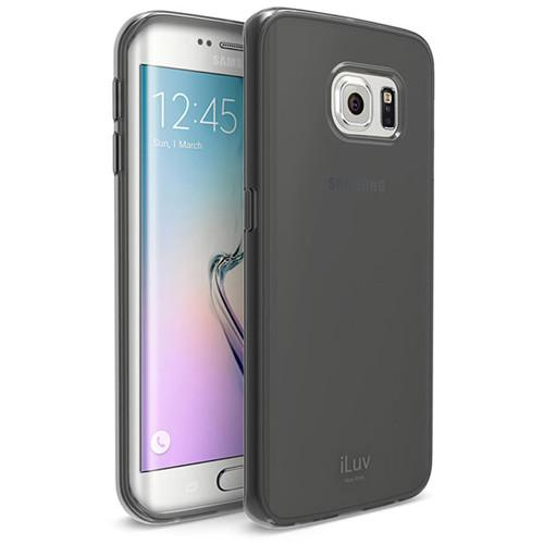 iLuv Gelato Case for Galaxy S6 Edge (Black) SS6EGELABK