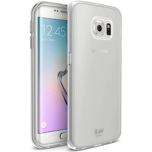 iLuv Gelato Case for Galaxy S6 Edge (Clear) SS6EGELACL
