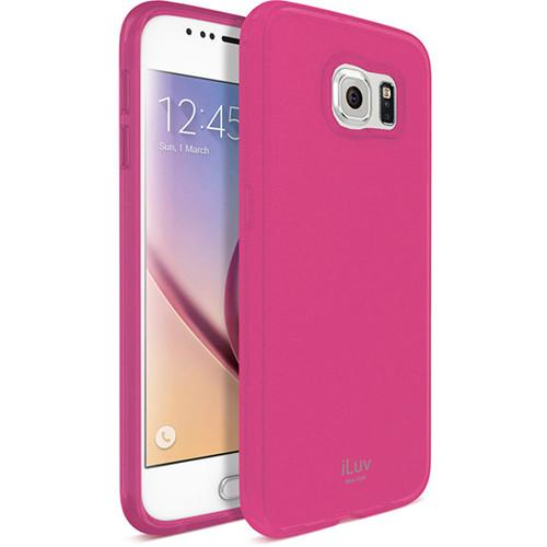 iLuv  Gelato Case for Galaxy S6 (Pink) SS6GELAPN