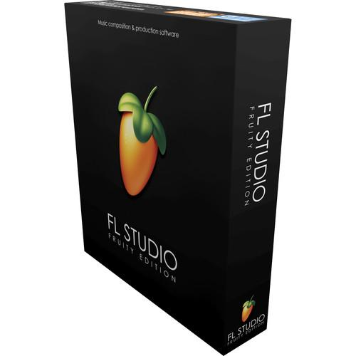 Image-Line FL Studio 12 Fruity Edition - Complete Music 10-15230