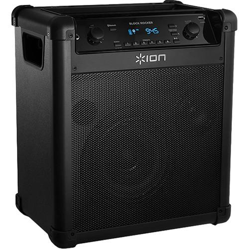 ION Audio Block Rocker iPA76A Portable BLCKRCKR15M2AXUS