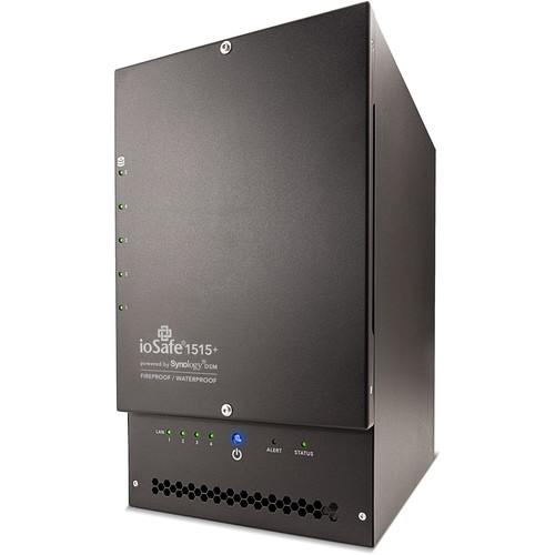 IoSafe 1515  10TB 5-Bay NAS Server with 1 Year DRS ND205-1