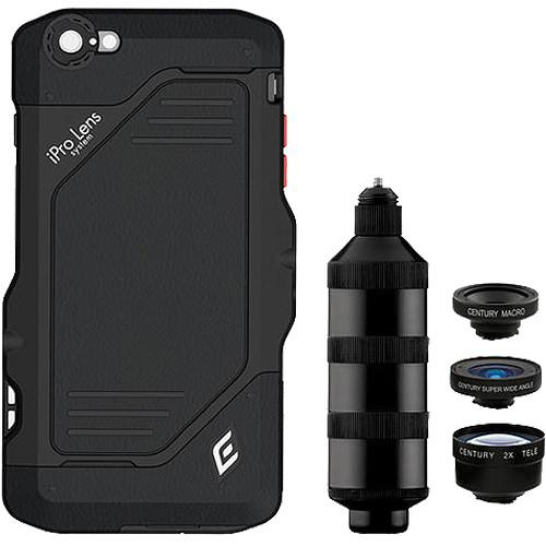 iPro Lens by Schneider Optics Trio Kit for iPhone 6 0IP-KTRI-I6P