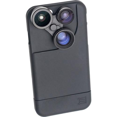 iZZi Gadgets iZZi Slim 6 5-in-1 Photo Lens Case 10-1069 IGSB6