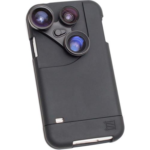 iZZi Gadgets iZZi Slim S5 5-in-1 Photo Lens Case 10-1073 IGSBS5