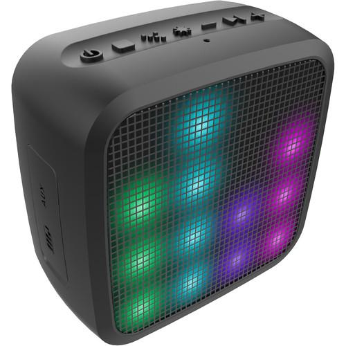jam Trance Mini LED Bluetooth Light Show Speaker HX-P460