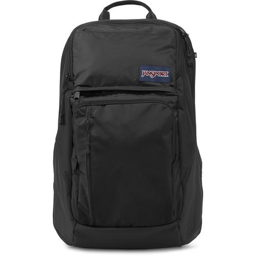 JanSport Broadband 30L Backpack (Black) JS00T68S008