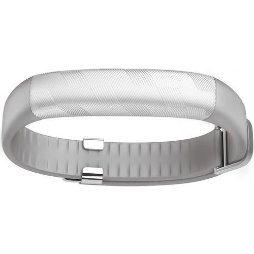 Jawbone UP2 Fitness Tracker (Light Gray Hex) JL03-0101CFI-US