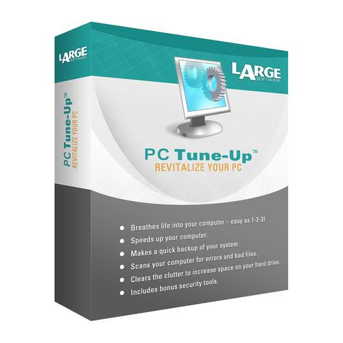 Large Software PC Tune-Up 2015 (Download) PCTUNEUP