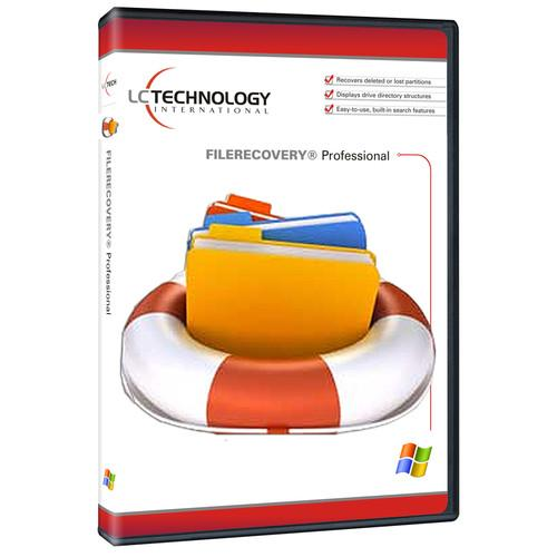 LC Technology International FILERECOVERY 2015 FRPROWIN2015