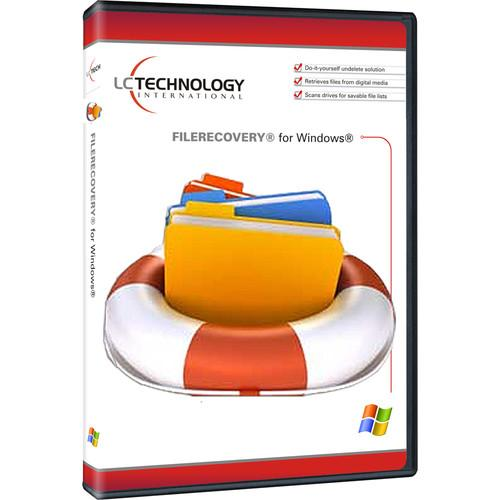 LC Technology International FILERECOVERY 2015 FRSTDWIN2015