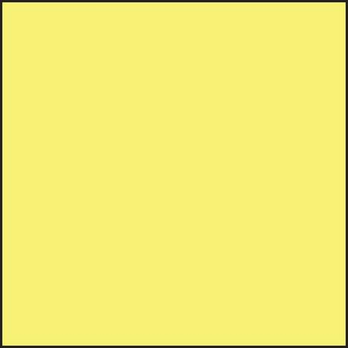 LEE Filters 150 x 150mm #3 Light Yellow Filter SW1503