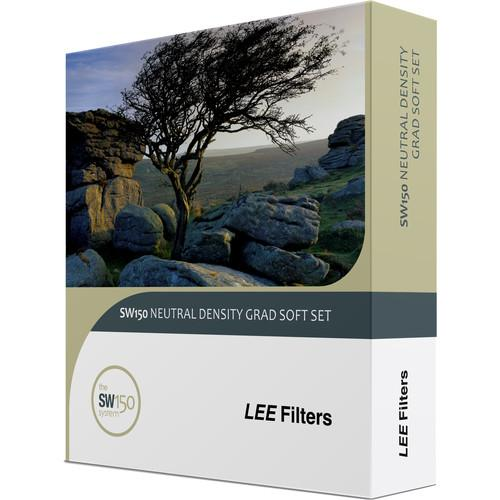 LEE Filters 150 x 170mm SW150 Soft Edge Graduated SW150NDGSS