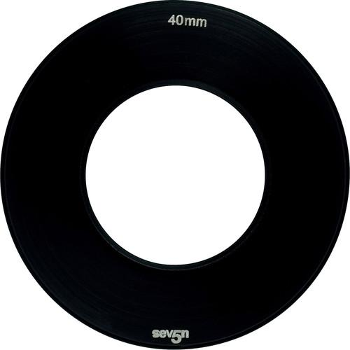 LEE Filters 40mm Adapter Ring for Seven5 Filter Holder S540