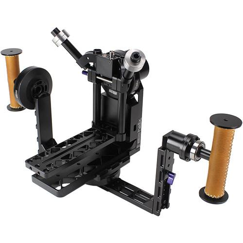 Letus35 Helix 3-Axis Magnesium Camera Stabilizer LT-HELIX-MG3-RC