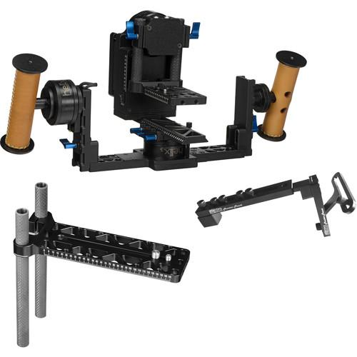 Letus35 Helix Jr. Kit for Mid-Size Cameras LT-HXJR-MDSZCAMKIT