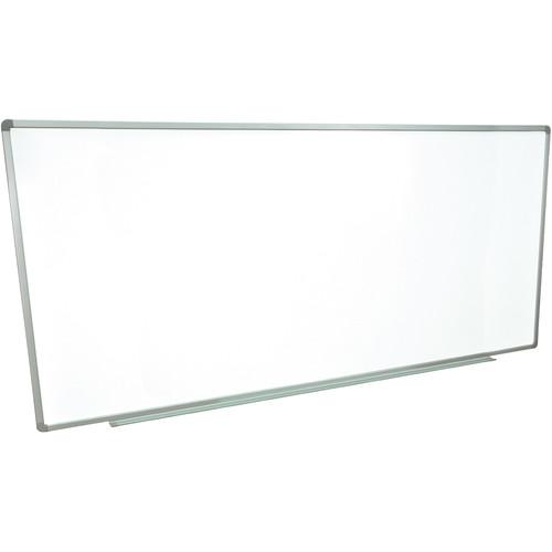 Luxor Wall-Mountable Magnetic Porcelain Whiteboard WB9640P