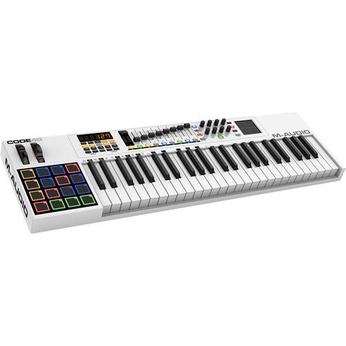 M-Audio Code 49 - 49-Key USB/MIDI Keyboard Controller CODE49