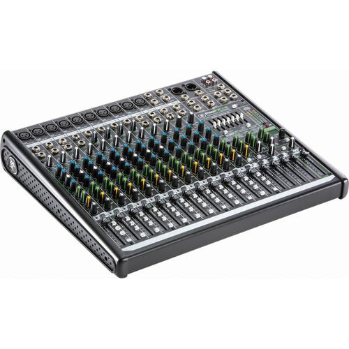 Mackie ProFX16v2 16-Channel Mixer with Dust Cover & Carry
