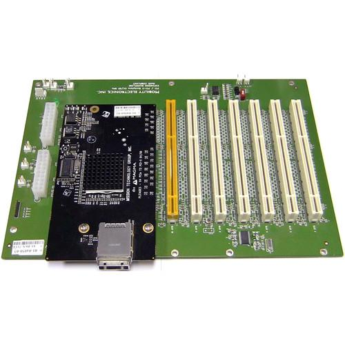 Magma Replacement Backplane for PE6R4-I 6-Slot PCI-X 01-04050-03