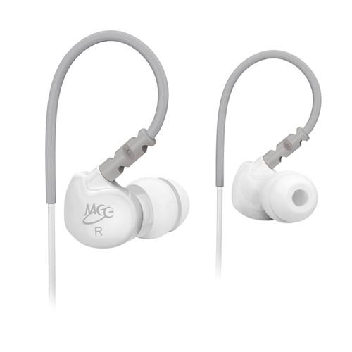 MEElectronics Sport-Fi M6 Memory Wire In-Ear EARPHONE-M6-WT-MEE