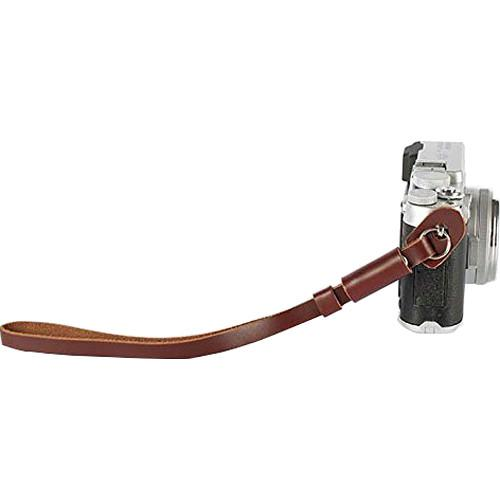 Mega Gear Leather DSLR & Camcorder Hand Strap (Brown) MG503