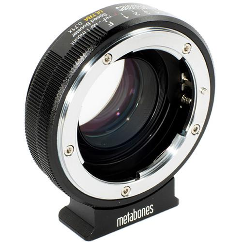 Metabones Speed Booster Ultra 0.71x Adapter MB_SPNFG-M43-BM3