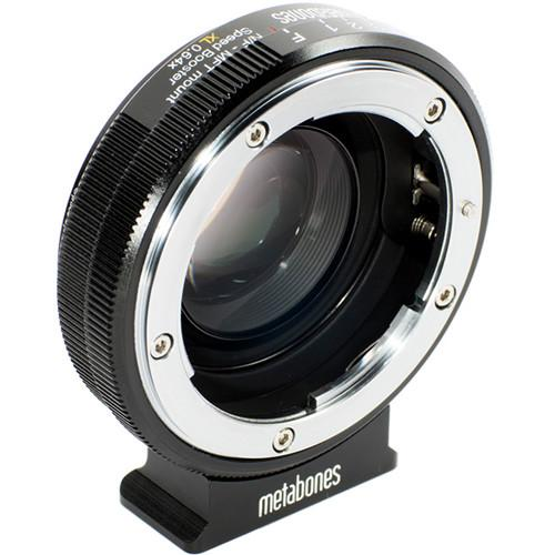 Metabones Speed Booster XL 0.64x Adapter MB_SPNFG-M43-BM2