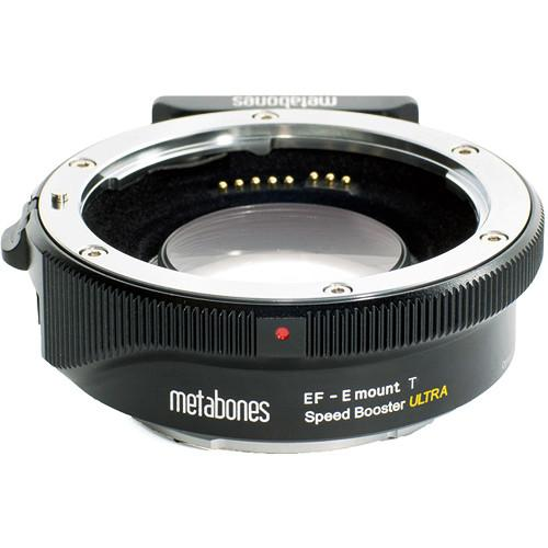 Metabones T Speed Booster Ultra 0.71x Adapter MB_SPEF-E-BT2