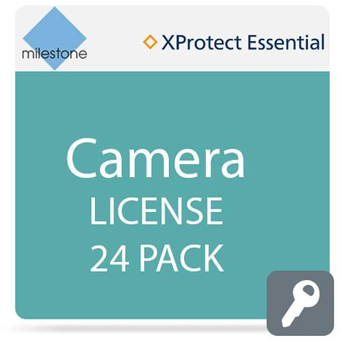 Milestone Camera License for XPROTECT Essential XPESCL24