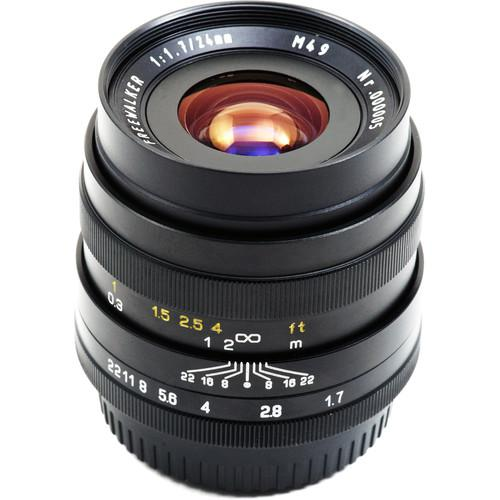 Mitakon Zhongyi FreeWalker 24mm f/1.7 Lens for Sony MTKF24F17SYE