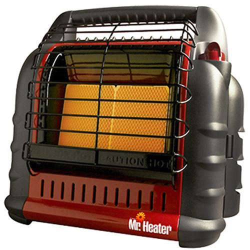 Mr. Heater MH18B Big Buddy Portable Propane Heater MH18B