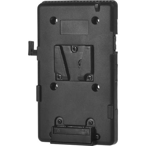 MustHD V-Mount Battery Plate for On-Camera Field Monitor BTPLVM