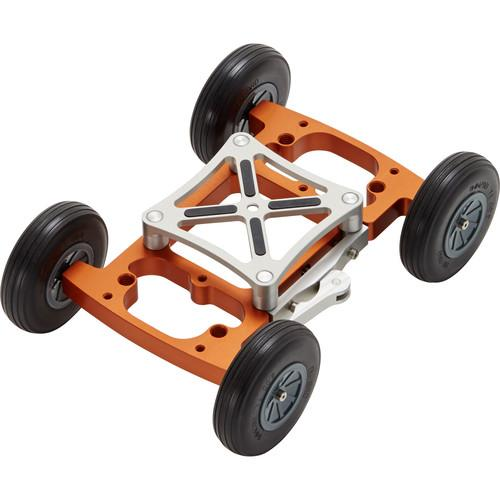 MYT Works Small Rover Dolly with Flat Mount Hi-Hat 1040