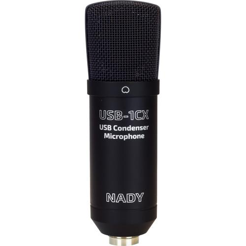 Nady  USB-1CX USB Condenser Microphone UBS-1CX