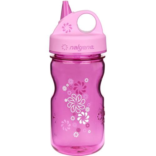 Nalgene  2182-1512 Grip 'n Gulp Bottle 2182-1512