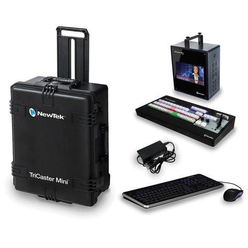 NewTek TriCaster Mini HD-4i with Built-In 7
