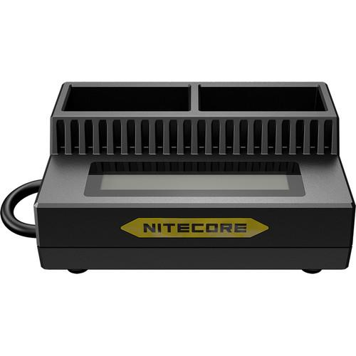 NITECORE UGP3 Intelligent 2-Slot USB Charger for GoPro UGP3
