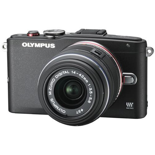 Olympus PEN E-PL6 Mirrorless Micro Four Thirds Digital Camera