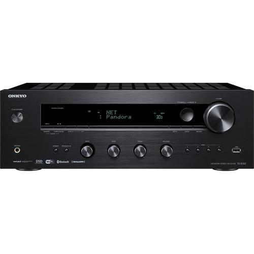 Onkyo  TX-8160 Network Stereo Receiver TX-8160