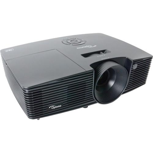 Optoma Technology W312 3200 Lumen WXGA Multimedia 3D DLP W312