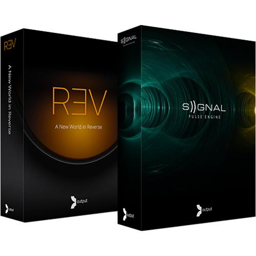 Output REV   SIGNAL Bundle - Virtual Instrument REVSIGNAL-BUNDLE