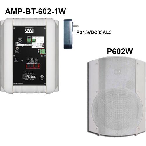 OWI Inc.  AMP-BT-602-2W Kit of Two AMP-BT-602-2W