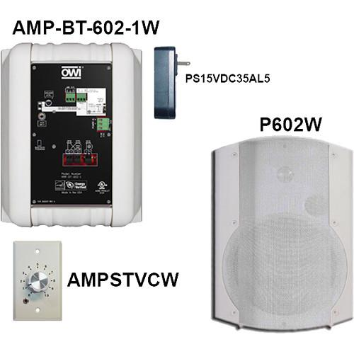 OWI Inc. AMP-BT-602-2WVC Kit of Two AMP-BT-602-2WVC