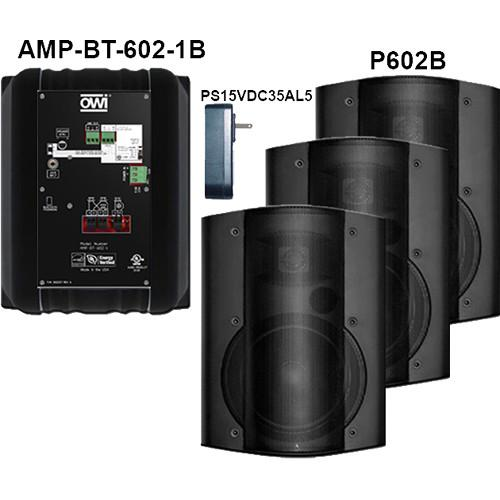 OWI Inc.  AMP-BT-602-4B Kit of Four AMP-BT-602-4B