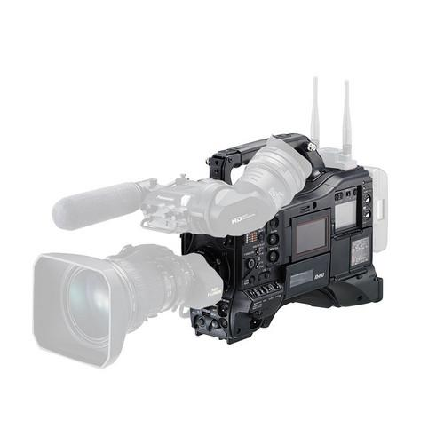 Panasonic AJ-HPX3100GJ P2 HD ENG/EFP Camcorder Kit with 17x
