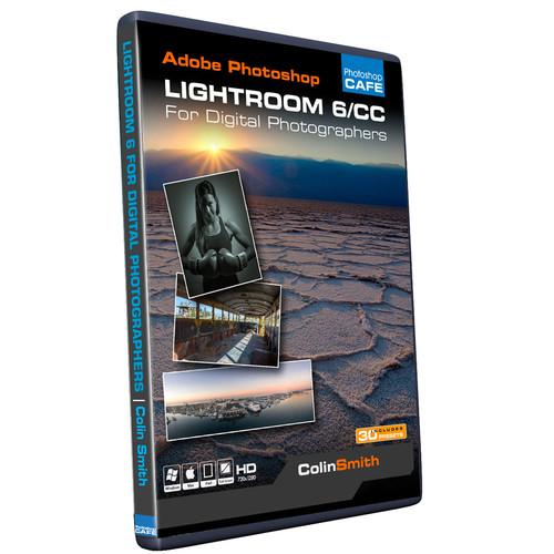 PhotoshopCAFE DVD: Lightroom 6 / CC for Digital LIGHTROOM6
