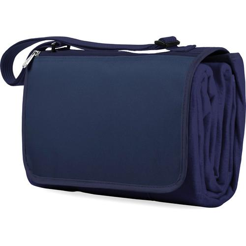 Picnic Time  Blanket Tote (Navy) 820-00-138-000-0