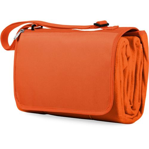 Picnic Time Blanket Tote (Orange) 820-00-103-000-0