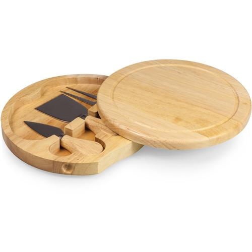 Picnic Time Brie Cheese Board & Knife Set 878-00-505-000-0